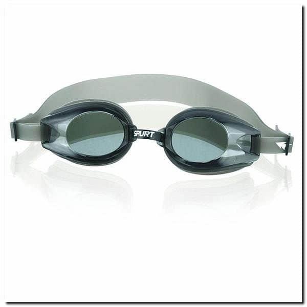 Černé plavecké brýle 1200 AF 01, SPURT