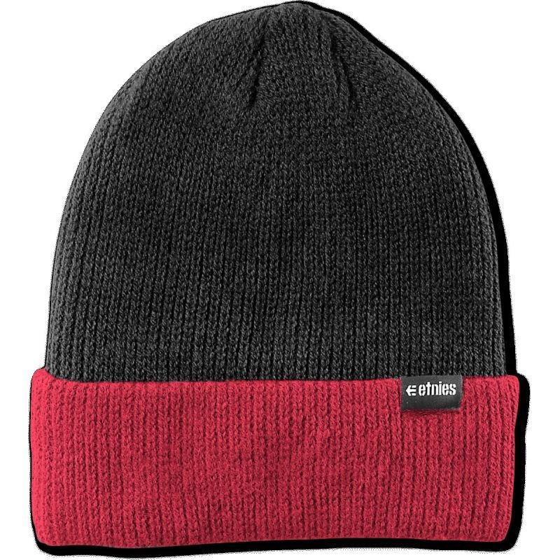 Černá zimní čepice Etnies - univerzální velikost