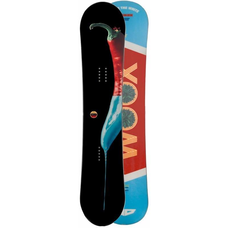 Snowboard bez vázání Woox - délka 145 cm