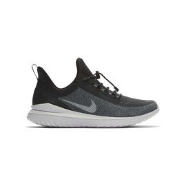 Šedé dívčí běžecké boty renew rival shield, Nike