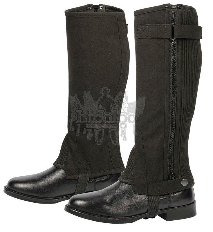 Černý minichaps Harry's Horse - velikost XL