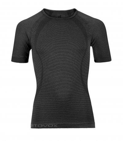 Černé pánské termo tričko Ortovox - velikost M