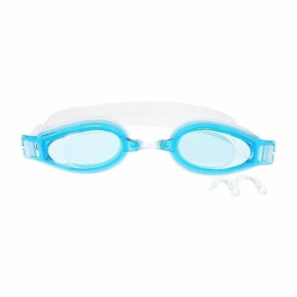Modré plavecké brýle F-1500 AF, SPURT