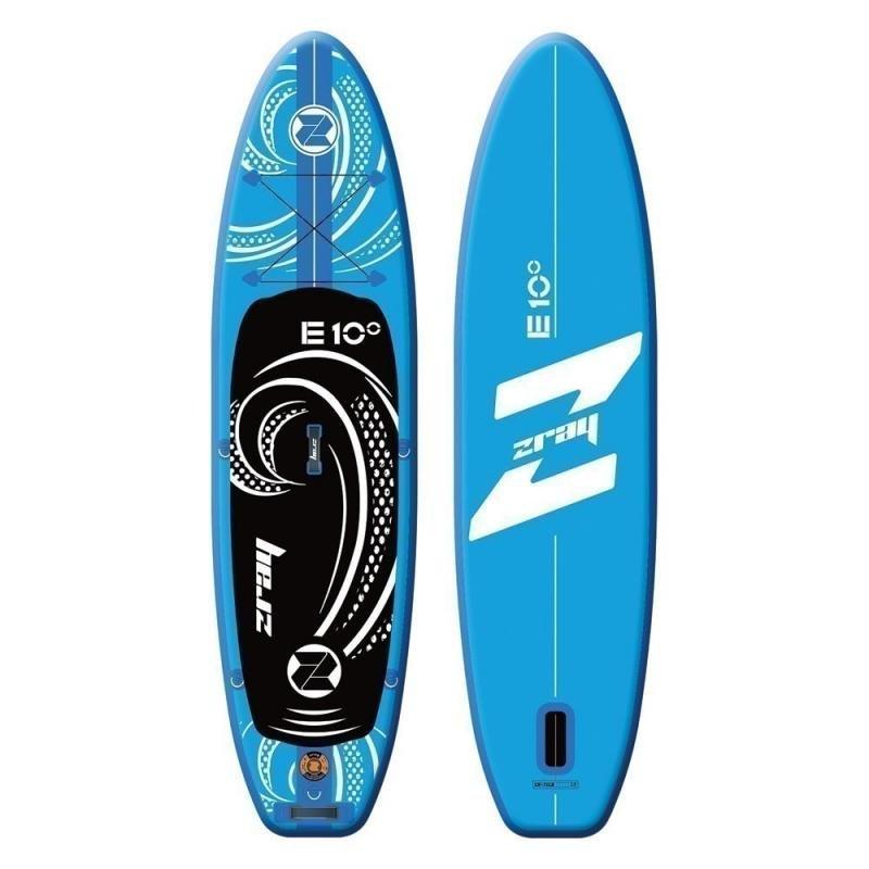 Paddleboard - paddleboard ZRAY E10 komplet s pádlem