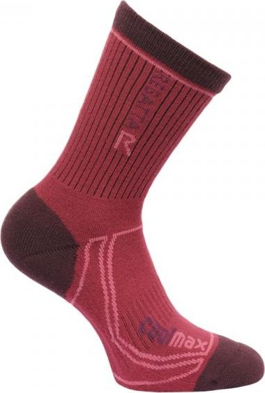 Růžové dámské ponožky Regatta
