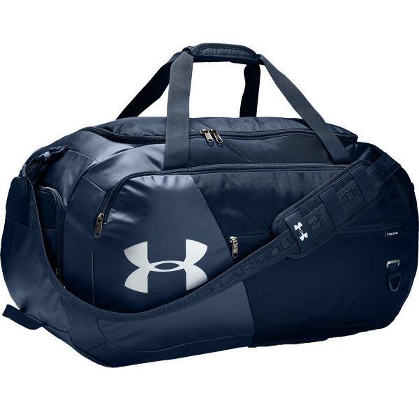 Modrá sportovní taška Under Armour - objem 85 l