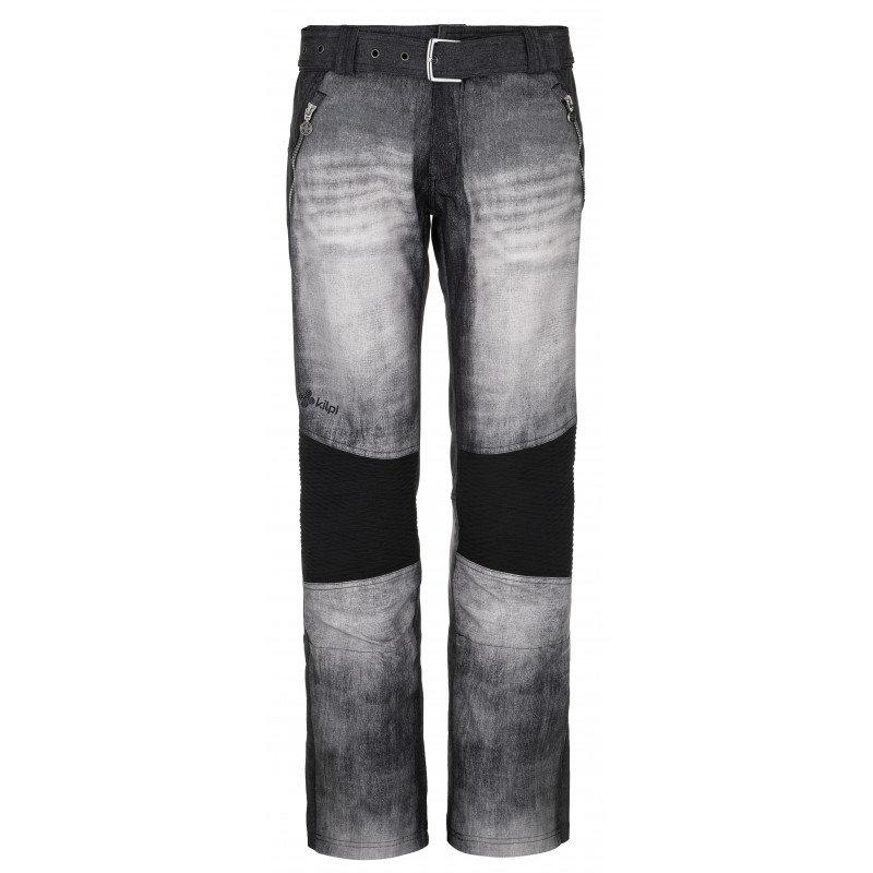 Černé dámské lyžařské kalhoty Kilpi