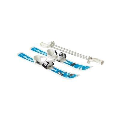 Modrá dětská sada na sjezdové lyžování Hamax
