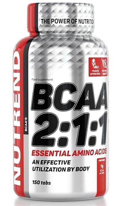 BCAA - NUTREND Amino BCAA 2:1:1 150 tablet