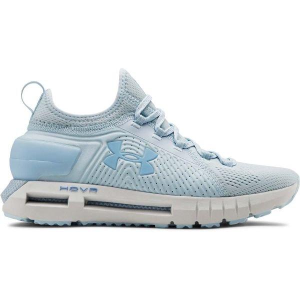 Modré dámské běžecké boty Under Armour