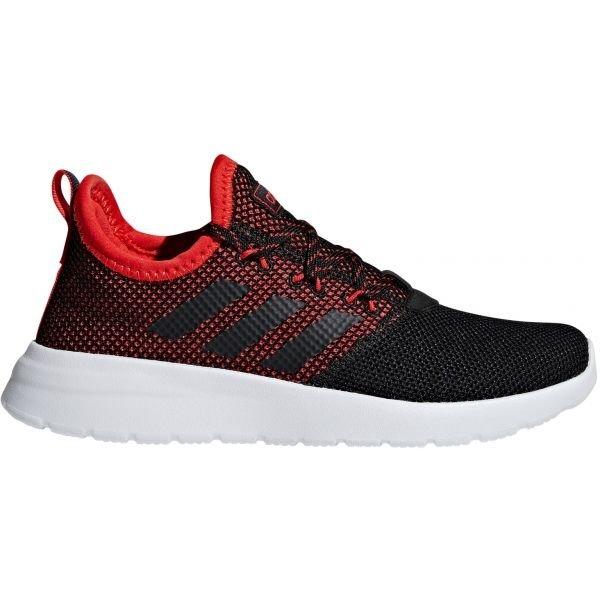 Černo-červené dětské tenisky Adidas