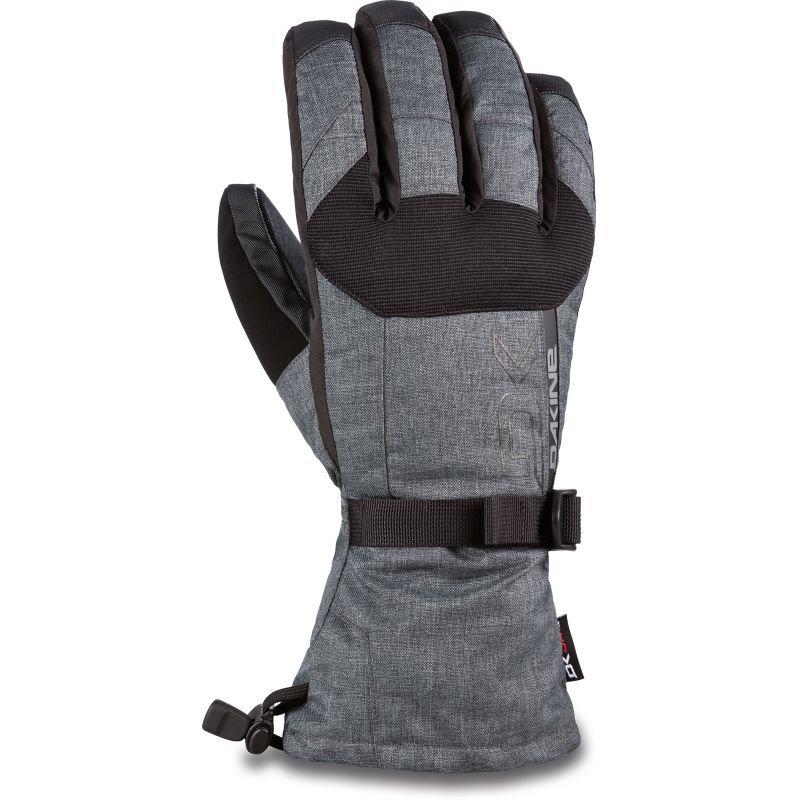 Šedé zimní rukavice Dakine