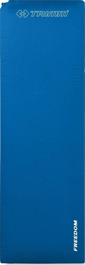 Modrá karimatka Trimm - tloušťka 5 cm