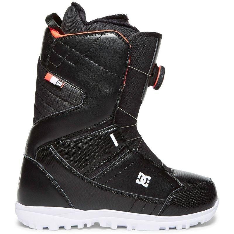 Černé dámské boty na snowboard DC