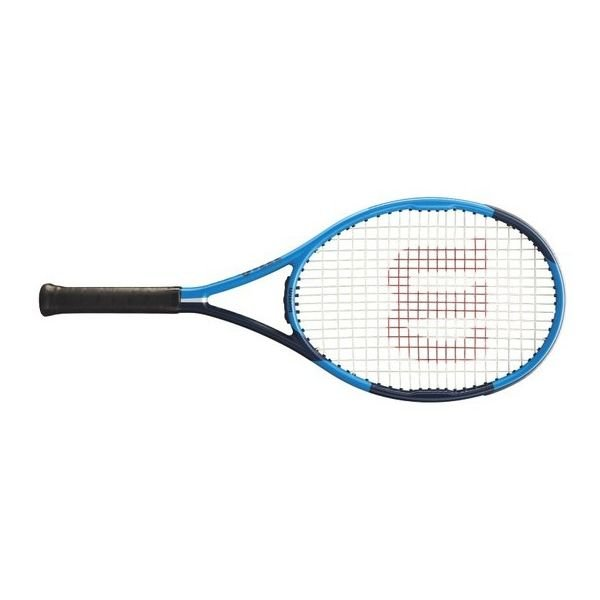 Modrá tenisová raketa Wilson