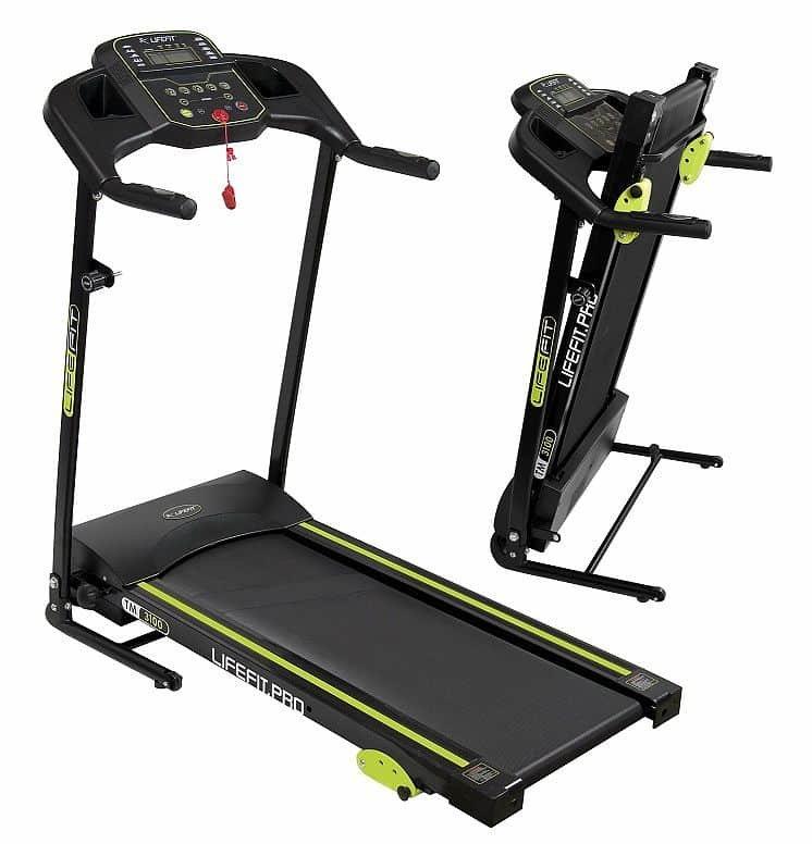 Běžecký pás TM3100, Lifefit - nosnost 100 kg