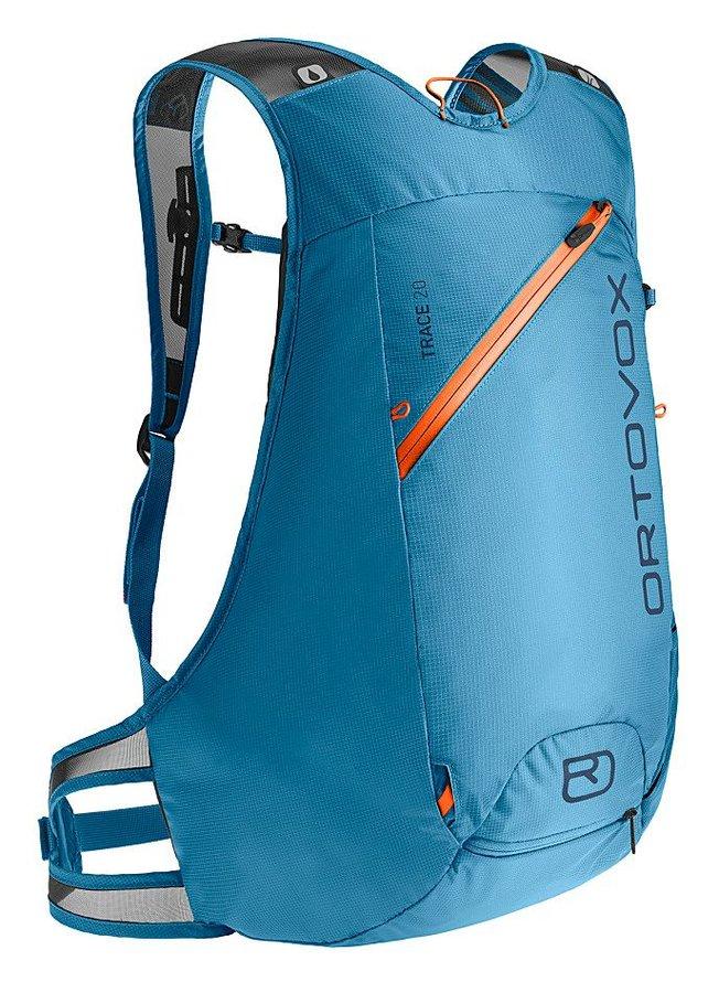 Modrý skialpový batoh Ortovox - objem 20 l