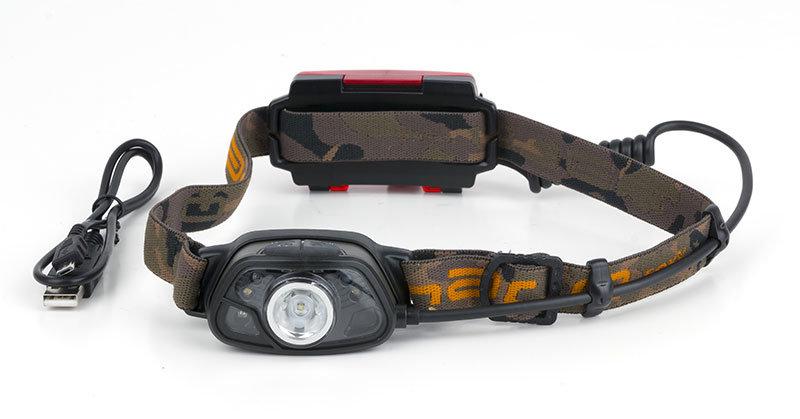 Čelovka - Fox International Fox Čelovka Halo MS300C Headtorch