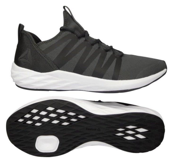 Černé pánské běžecké boty Hybrid, Reebok - velikost 44 EU