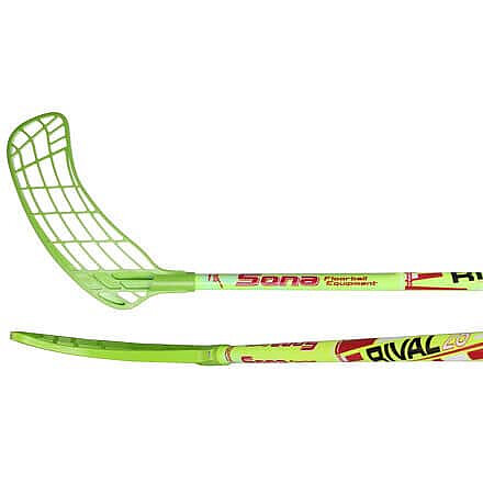 Pravá florbalová hokejka Rival, Sona - délka 99 cm