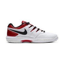 Bílá pánská tenisová obuv Air zoom prestige hc, Nike - velikost 47 EU