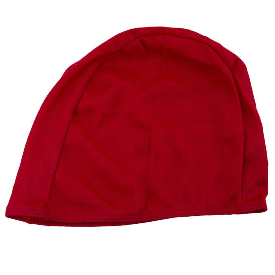 Červená pánská nebo dámská plavecká čepice 1901 senior, Effea