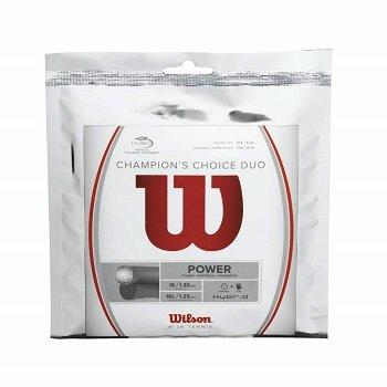 Tenisový výplet Choice Duo, Wilson