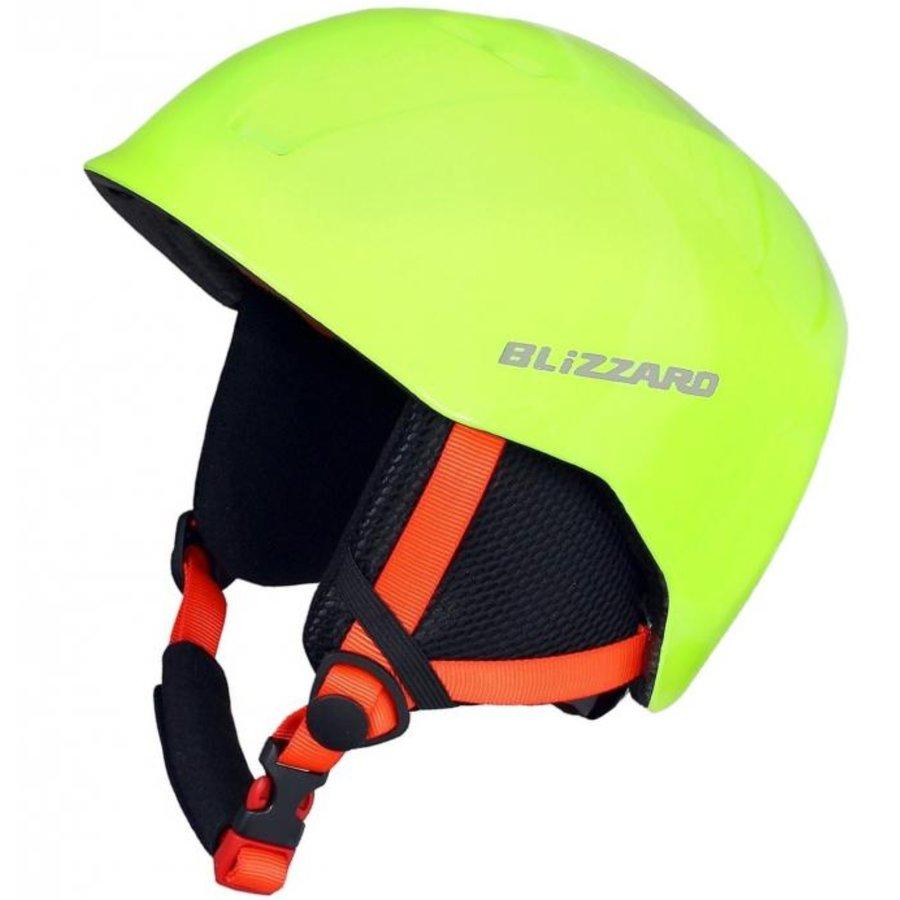 Žlutá lyžařská helma Signal, Blizzard - velikost 51-54 cm