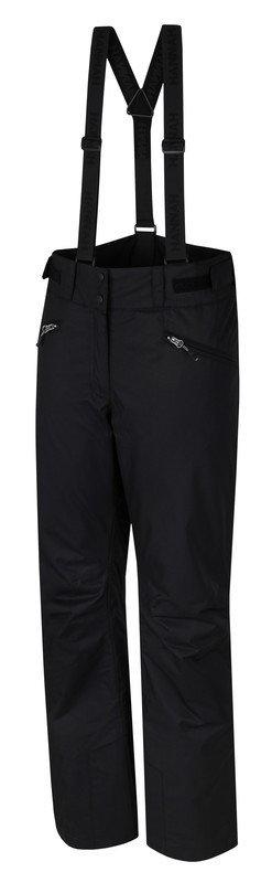 Lyžařské kalhoty - Dámské lyžařské kalhoty Hannah Haney Velikost: XL / Barva: černá