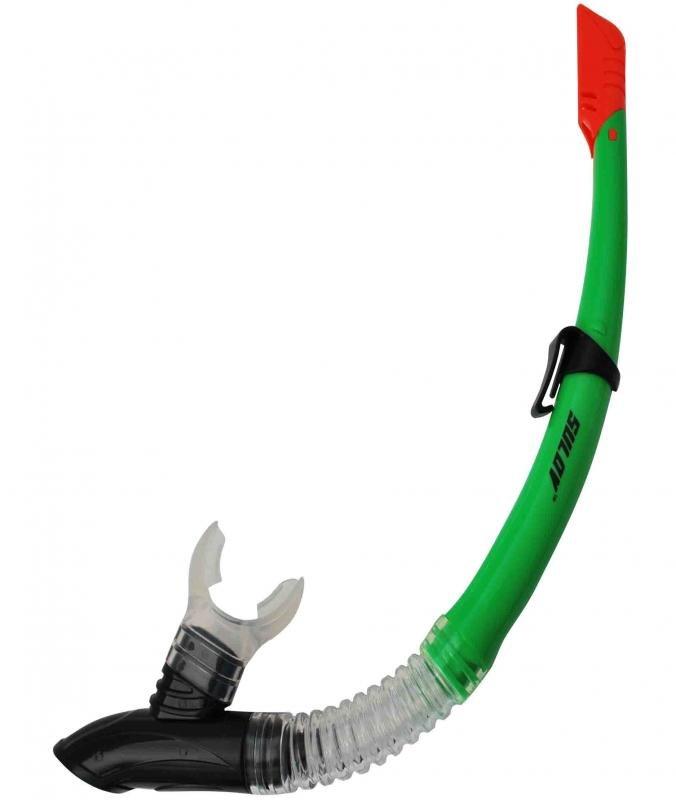 Šnorchl - Šnorchl CALTER ADULT 63PVC-SILICON, zelený
