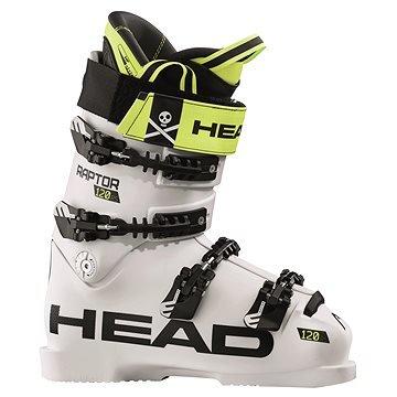 Bílé pánské lyžařské boty Head - velikost vnitřní stélky 30,5 cm