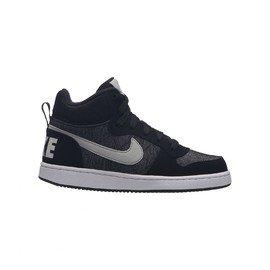 Černé dětské chlapecké tenisky Nike