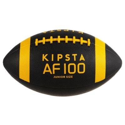 Černo-žlutý míč na americký fotbal Af100B, Kipsta