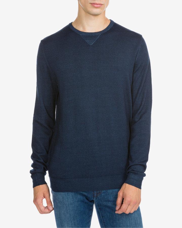 Modrý pánský svetr Trussardi Jeans - velikost XL