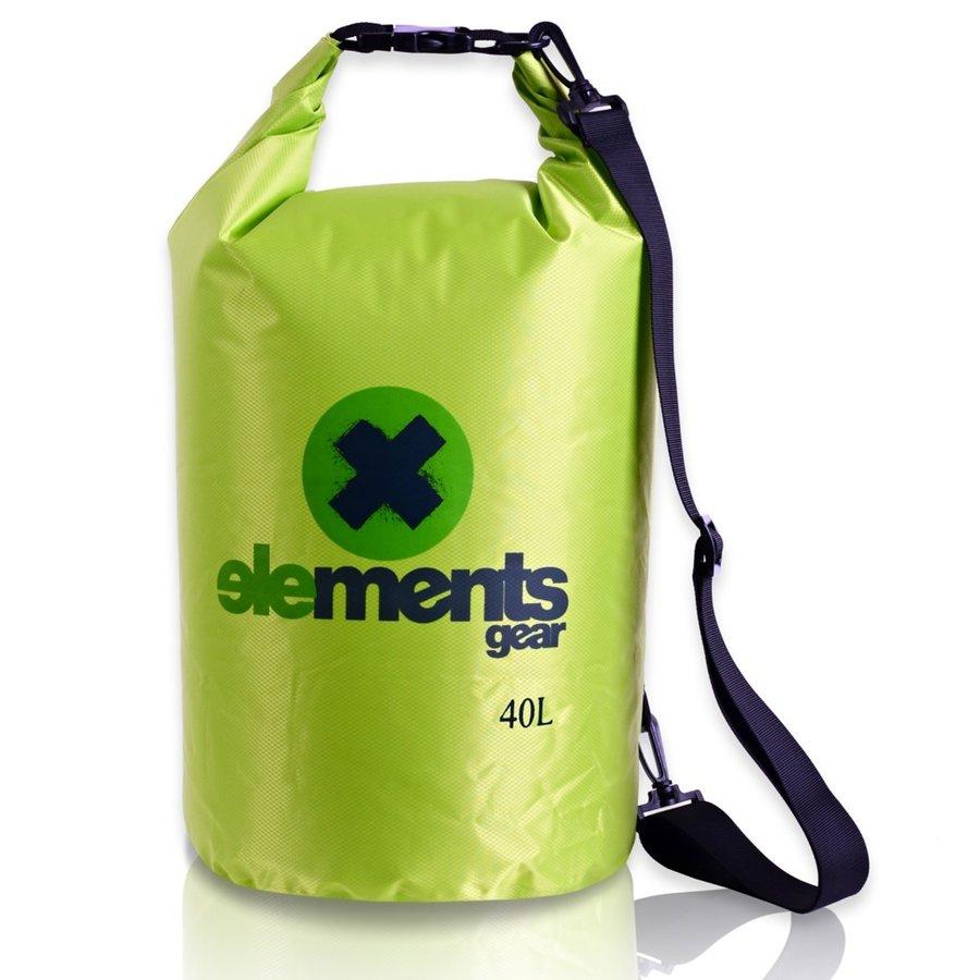 Zelený lodní vak Light, Elements Gear - objem 40 l