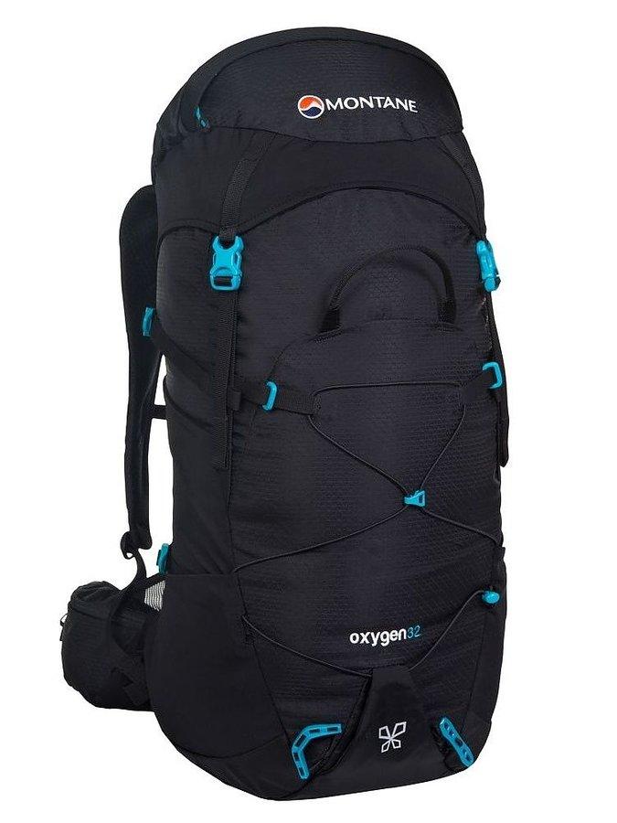 Černý turistický batoh Montane - objem 32 l