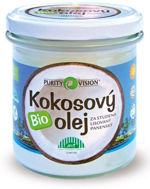 Olej Purity Vision - objem 700 ml