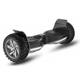 Černý hoverboard Offroad Rover E1, Kolonožka
