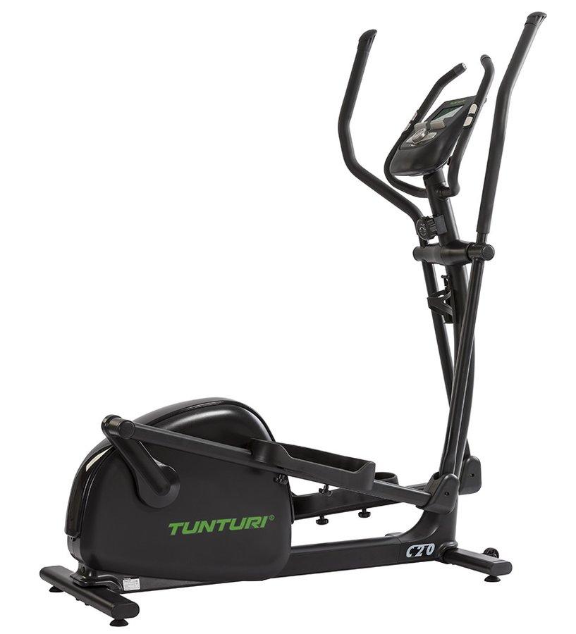 Magnetický eliptický trenažér C20 Crosstrainer Competence, Tunturi - nosnost 135 kg