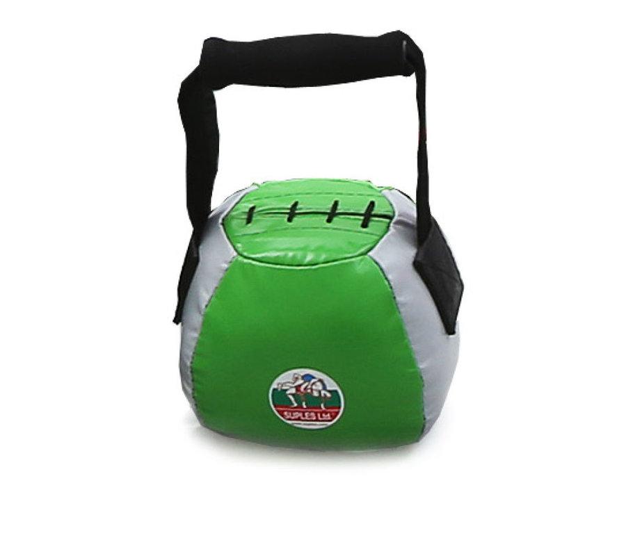 Kettlebell - Suples Fit® bell 8kg - zelená