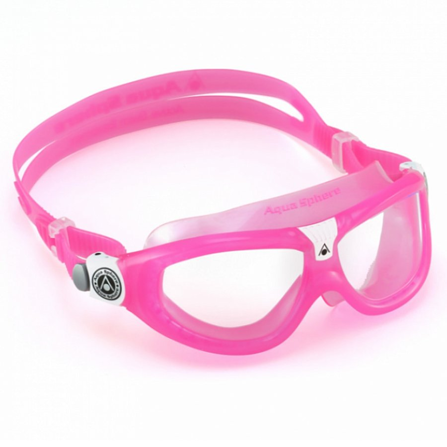 Růžové dětské chlapecké nebo dívčí plavecké brýle Seal Kid 2, Aqua Sphere