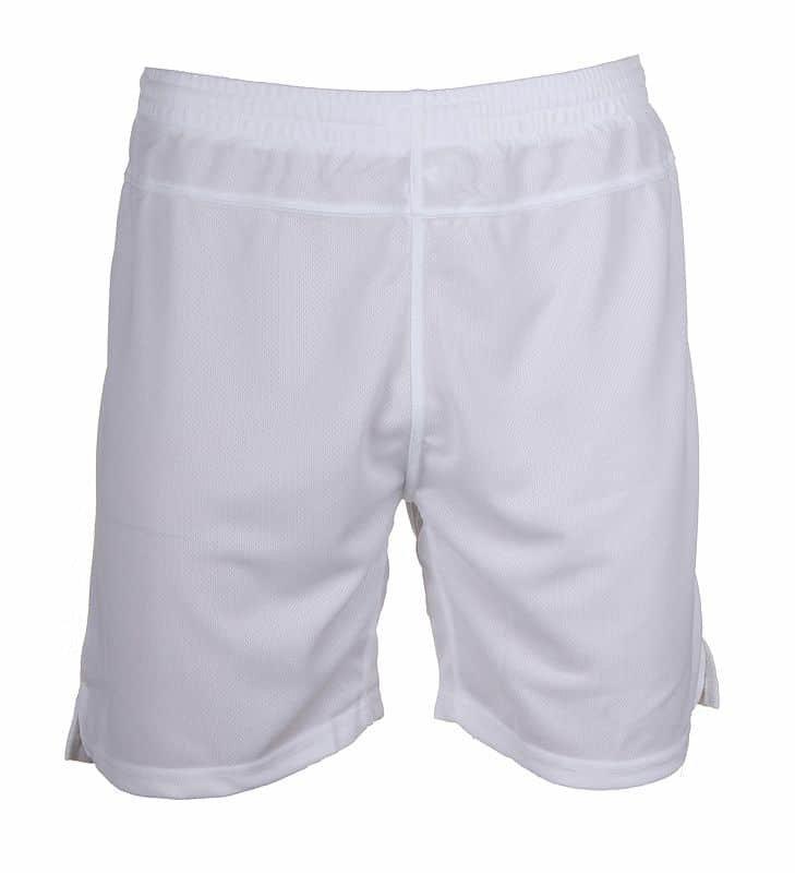 Bílé dětské fotbalové kraťasy Merco - velikost 152