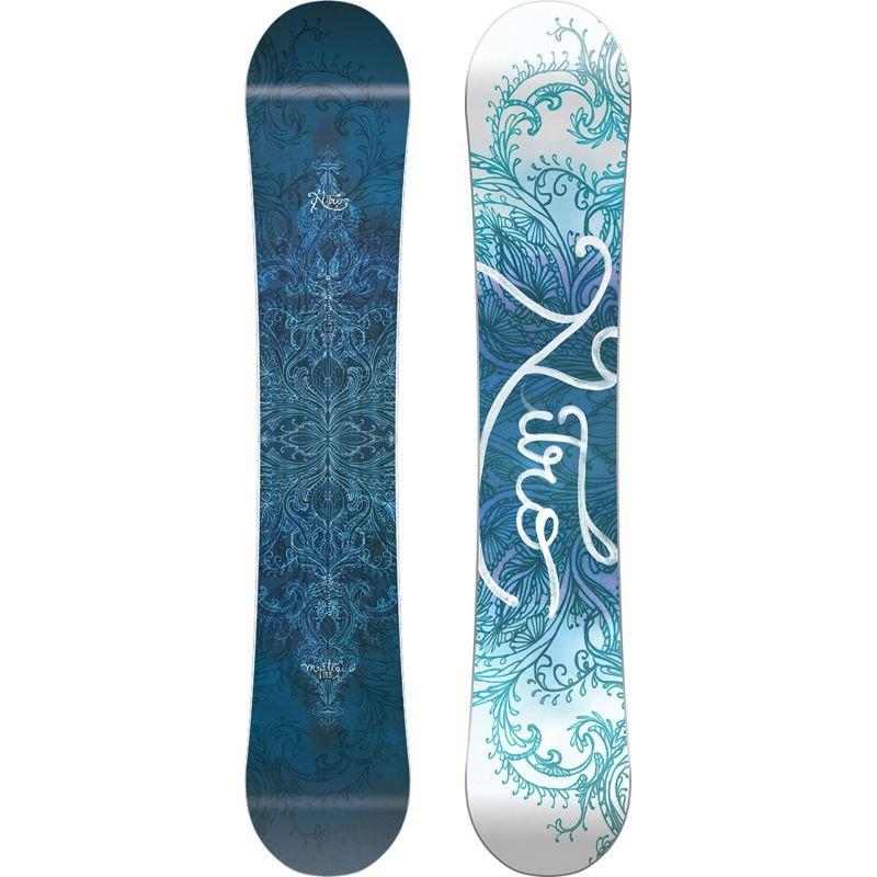 Snowboard bez vázání Nitro - délka 142 cm
