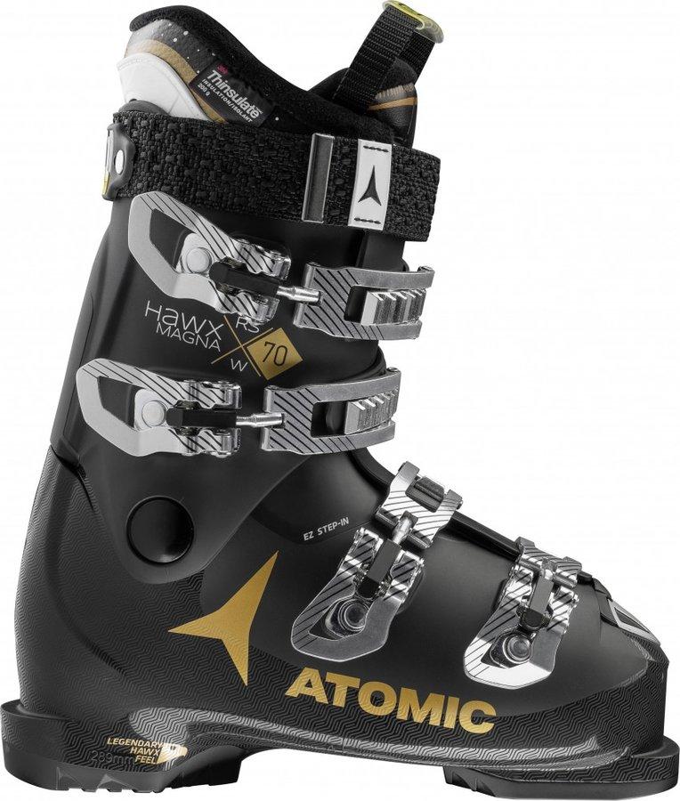Dámské lyžařské boty Atomic - velikost vnitřní stélky 25,5 cm