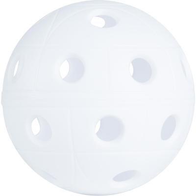 Bílý florbalový míček 500, Oroks