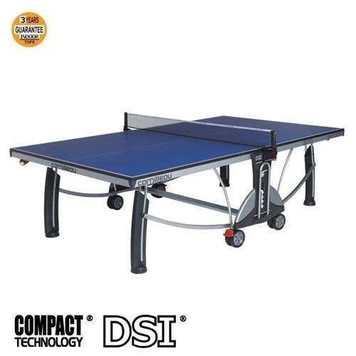 Modrý vnitřní stůl na stolní tenis SPORT 500, Cornilleau