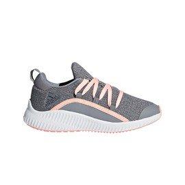 Šedé dívčí běžecké boty Fortarun X, Adidas