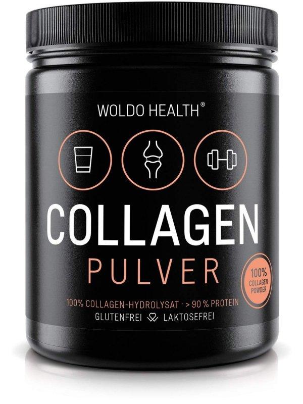 Hovězí kolagen Woldohealth - 500 g
