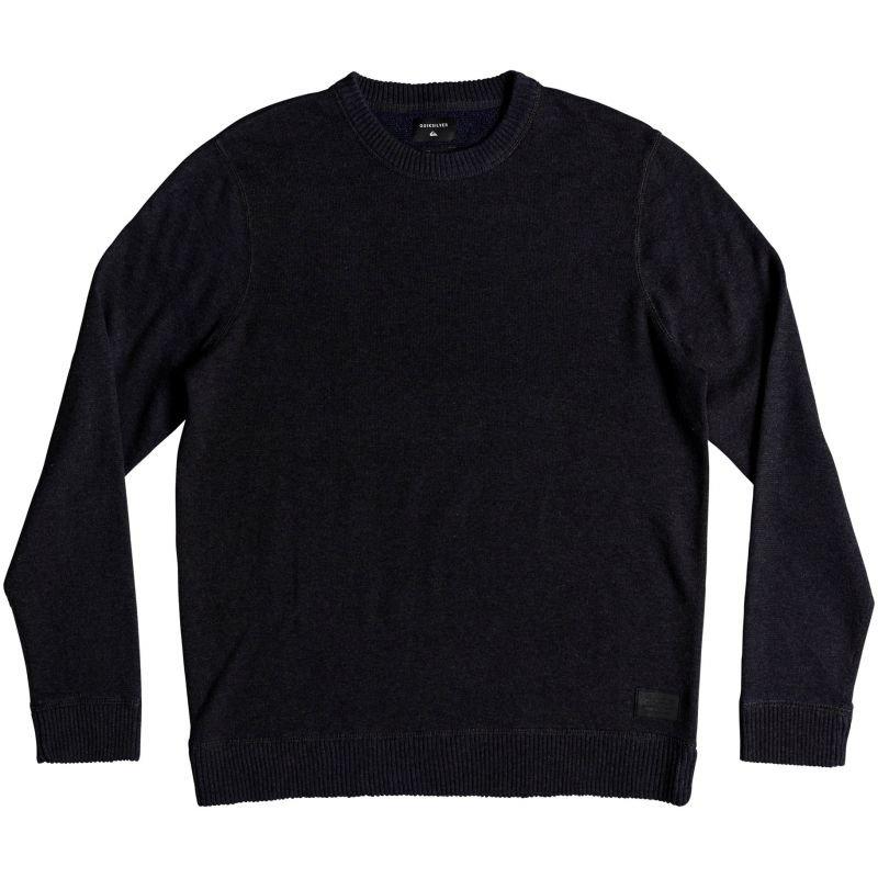 Černá pánská mikina bez kapuce Quiksilver - velikost M