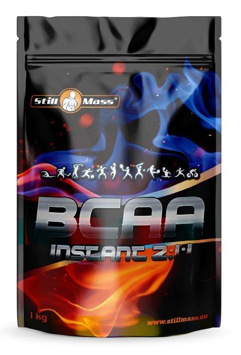 BCAA - BCAA Instant 2: 1: 1 - Still Mass 1000 g Lime